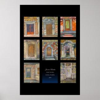 Eight Doors Poster