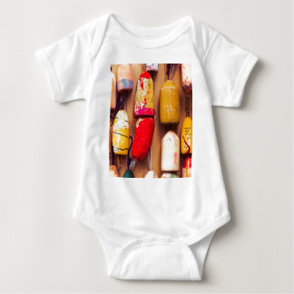 Eight Left Baby Bodysuit