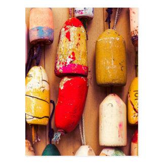 Eight Left Postcard