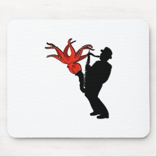 Eight Legged Melody Mouse Pad