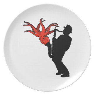Eight Legged Melody Plate