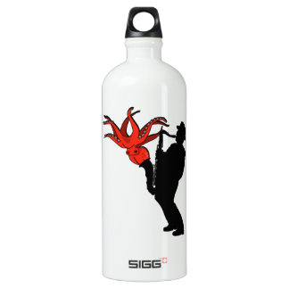 Eight Legged Melody Water Bottle