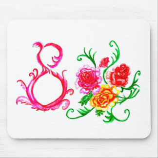 Eight of March Art2 Mouse Pad