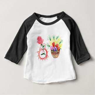 Eight of March Art Baby T-Shirt
