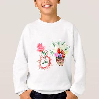 Eight of March Art Sweatshirt