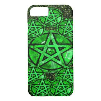 Eight of Pentacles Tarot Card iPhone 7 Case