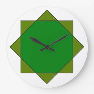 eight pointed star islam religion Buddhism Melchiz Large Clock