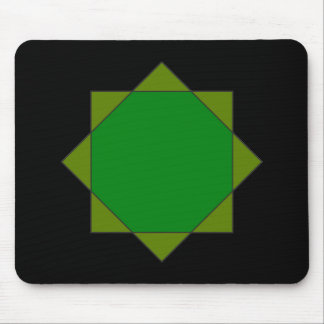 eight pointed star islam religion Buddhism Melchiz Mouse Pad
