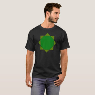 eight pointed star islam religion Buddhism Melchiz T-Shirt