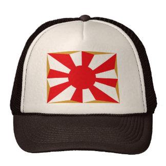 Eight provision Asahi day flags Trucker Hat