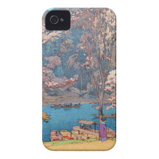 Eight Scenes of Cherry Blossoms, Arashiyama iPhone 4 Cover