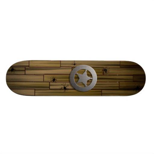 Eight Skateboard Deck