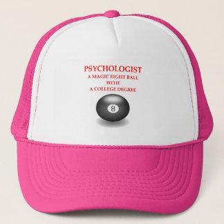 EIGHT TRUCKER HAT