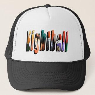 Eightball Dimensional Logo, Unisex Trucker Hat