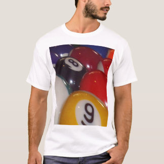 Eightball The Traditional Coloured Balls, T-Shirt