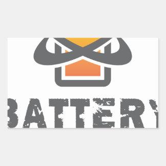 Eighteenth February - Battery Day Sticker