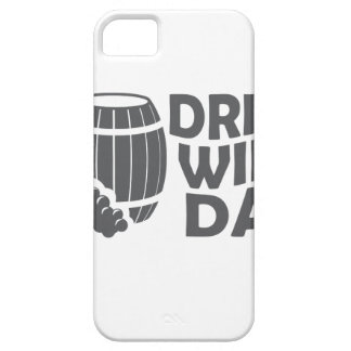 Eighteenth February - Drink Wine Day iPhone 5 Cover