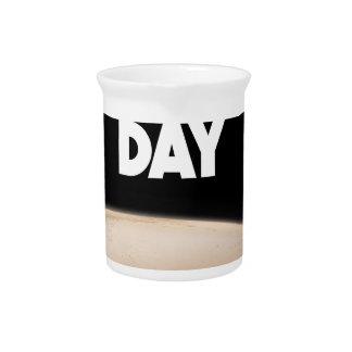 Eighteenth February - Pluto Day - Appreciation Day Pitcher