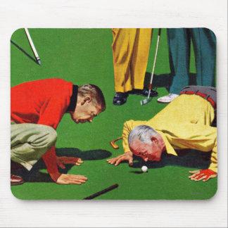 Eighteenth Hole Mousepads