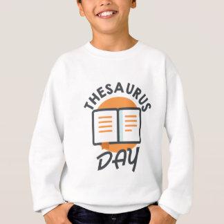 Eighteenth January - Thesaurus Day Sweatshirt
