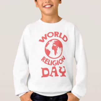Eighteenth January - World Religion Day Sweatshirt