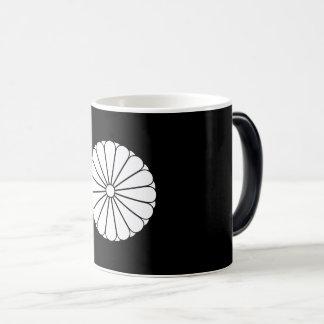 Eightfold 16 chrysanthemum magic mug