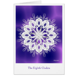 Eighth Chakra Card