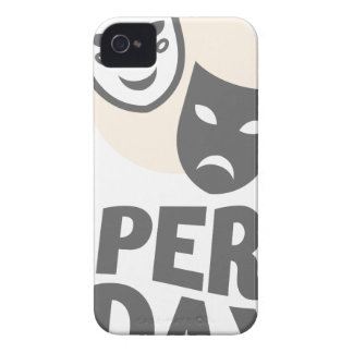 Eighth February - Opera Day - Appreciation Day iPhone 4 Cover