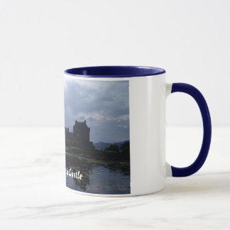 Eilean Donan Castle by Koobear Mug