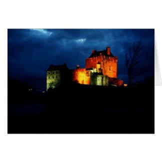 Eilean Donan Castle Card