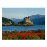 Eilean Donan Castle, Highlands, Scotland 3 Poster