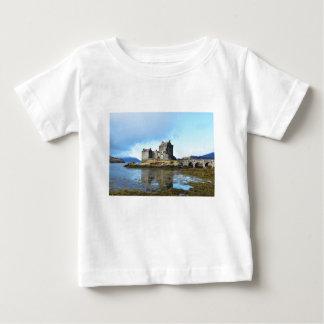 'Eilean Donan Castle' - Scotland Baby T-Shirt