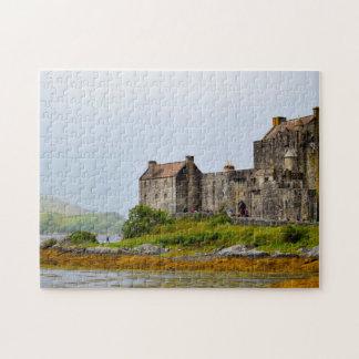 Eilean Donan Castle Scotland. Jigsaw Puzzle
