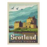 Eilean Donan Castle - Scotland Postcard