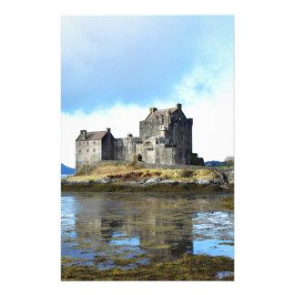 'Eilean Donan Castle' - Scotland Stationery