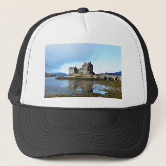 'Eilean Donan Castle' - Scotland Trucker Hat