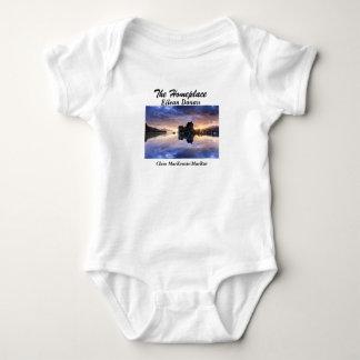 Eilean Donan –  Clans MacKenzie/MacRae Baby Bodysuit