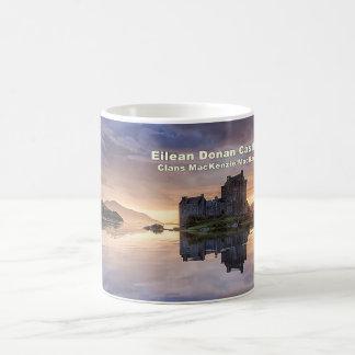 Eilean Donan – MacKenzie/MacRae Coffee Mug