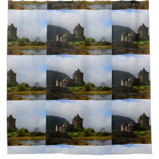 Eileen Donan Castle in Early Autumn