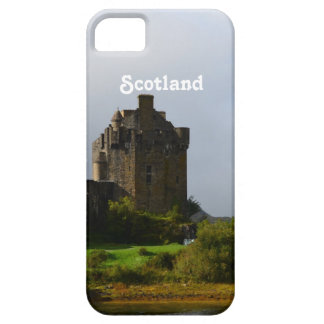 Eileen Donan Castle in Early Autumn Case For The iPhone 5