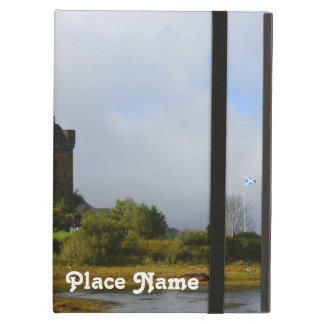 Eileen Donan Castle in Early Autumn Cover For iPad Air