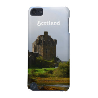 Eileen Donan Castle in Early Autumn iPod Touch 5G Covers