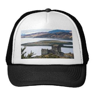 Eileen Donan Castle, Loch Duich, Scotland Hats