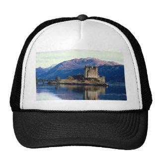 Eileen Donan Castle, Loch Duich, Scotland Trucker Hats