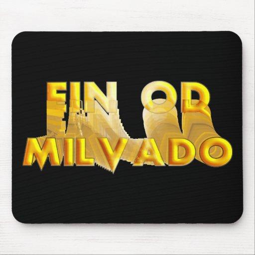 Ein Od Milvado Mousepads