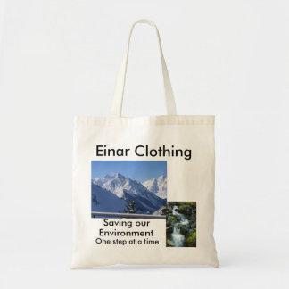 Einar Clothing reuseable shopping bag