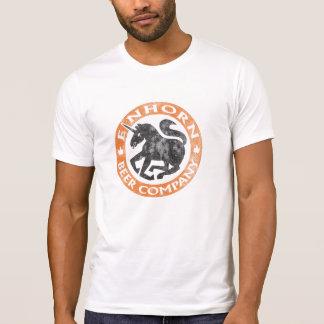 Einhorn Destroyed Old School T T-Shirt