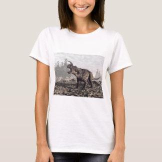Einiosaurus dinosaur - 3D render T-Shirt
