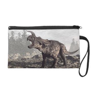 Einiosaurus dinosaur - 3D render Wristlet