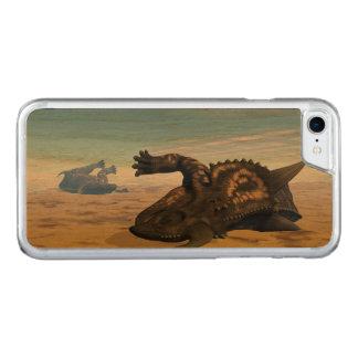 Einiosaurus dinosaurs dead carved iPhone 8/7 case